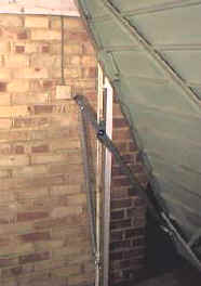 Re Hanging A Double Width Vertically Tracked Door