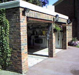 Upgrading An Old Wesland Garador Vertically Tracked Door