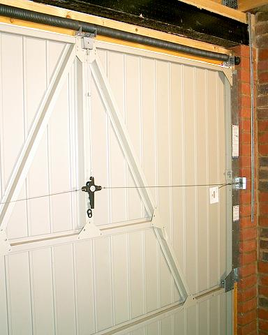 Re Hanging Cardale A Vertically Tracked Door