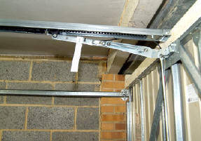 Hanging garage doors - DIYbanter - DIY & home improvement forum
