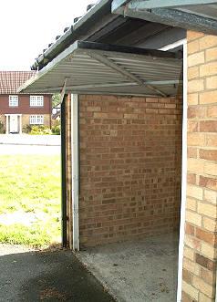 & Re-hanging a Marley Quickfix vertically tracked garage door